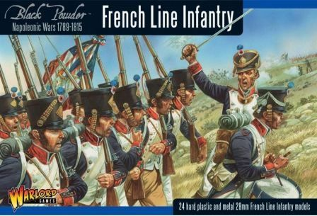 Warlord Games 28mm Black Powder Napoleonic Wars 1789-1815 French