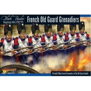Warlord Games 28mm French Old Guard Grenadiers # WGN-FR-14