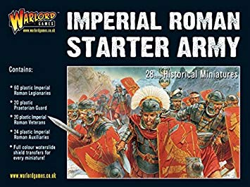 Warlord Games 28mm Imperial Roman Starter Army # WGA-IR-1