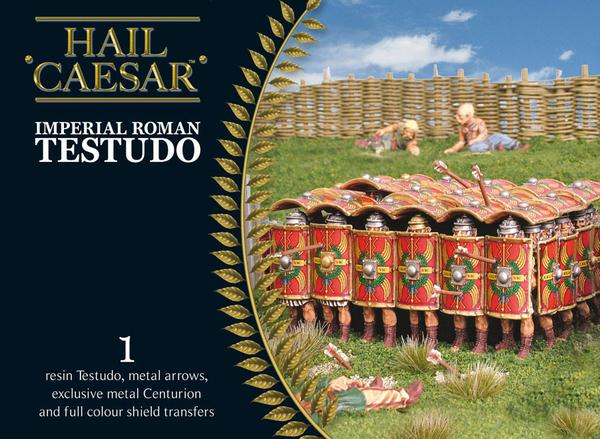 Warlord Games 28mm Imperial Roman Testudo # 102411001