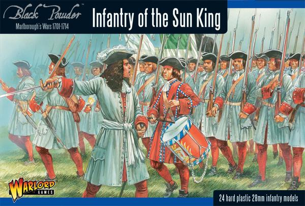Warlord Games 28mm Infantry of the Sun King # 302015003