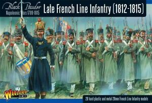 Warlord Games 28mm Late French Line Infantry (1812-1815) # WGN-F