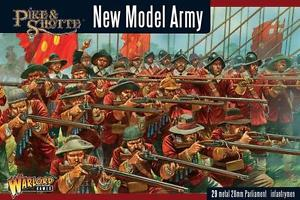 Warlord Games 28mm New Model Army # WGP-16