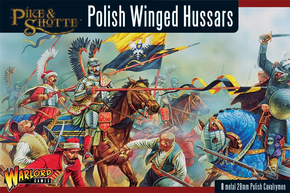 Warlord Games 28mm Polish Winged Hussars # WGP-17