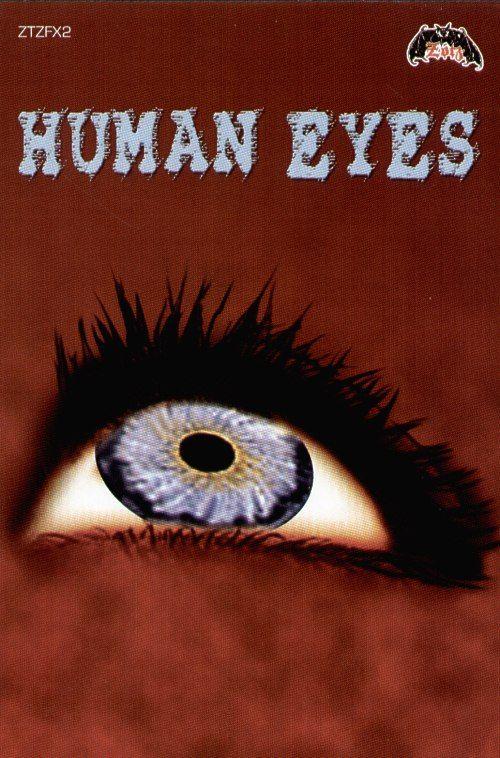 Zotz 1/72 Human Eyes in 7 Different Sizes # FX2
